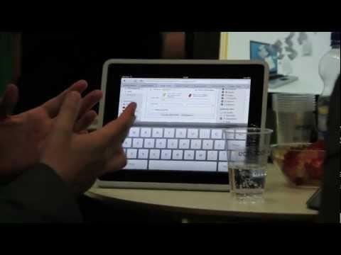 Echobot auf der dmexco 2012