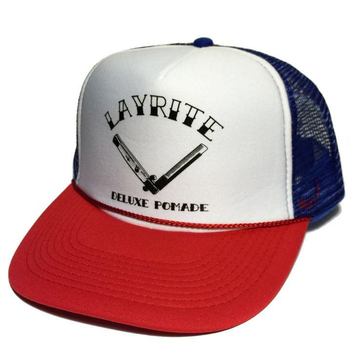 Layrite Mesh SwitchBlade Trucker Hat