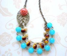 Handmade - Beadwork in Necklaces - Etsy Jewelry - Page 2