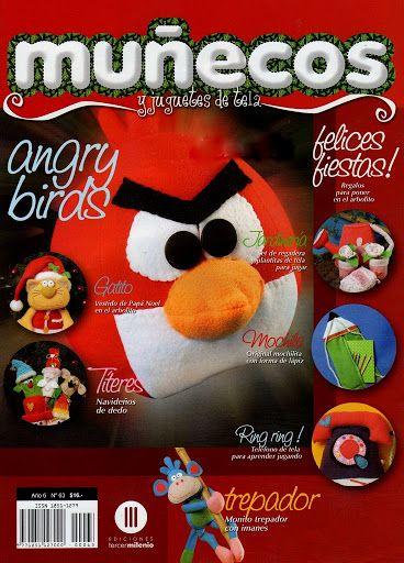 Muñecos y Juguetes de Tela n° 63 - Marcia M - Álbuns da web do Picasa