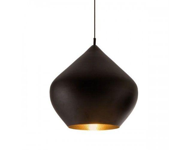 De Beat Stout van Tom Dixon is één van de hanglampen uit de Beat serie. U vindt hem op http://www.verlichtingendesign.nl/merken/tom-dixon/beat-stout-hanglamp voor €1058!