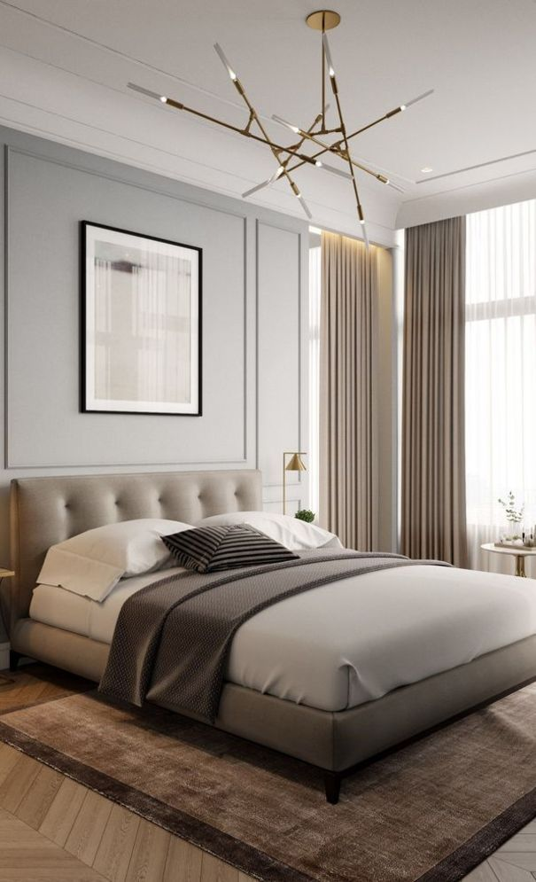 59 New Trend Modern Bedroom Design Ideas For 2020 Page 15 Of 59 Cool Women Blog Luxurious Bedrooms Modern Bedroom Design Luxury Bedroom Master