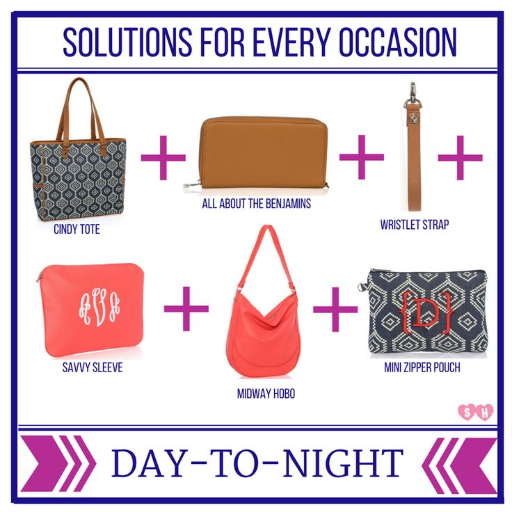 Thirty-One solutions for every occasion!