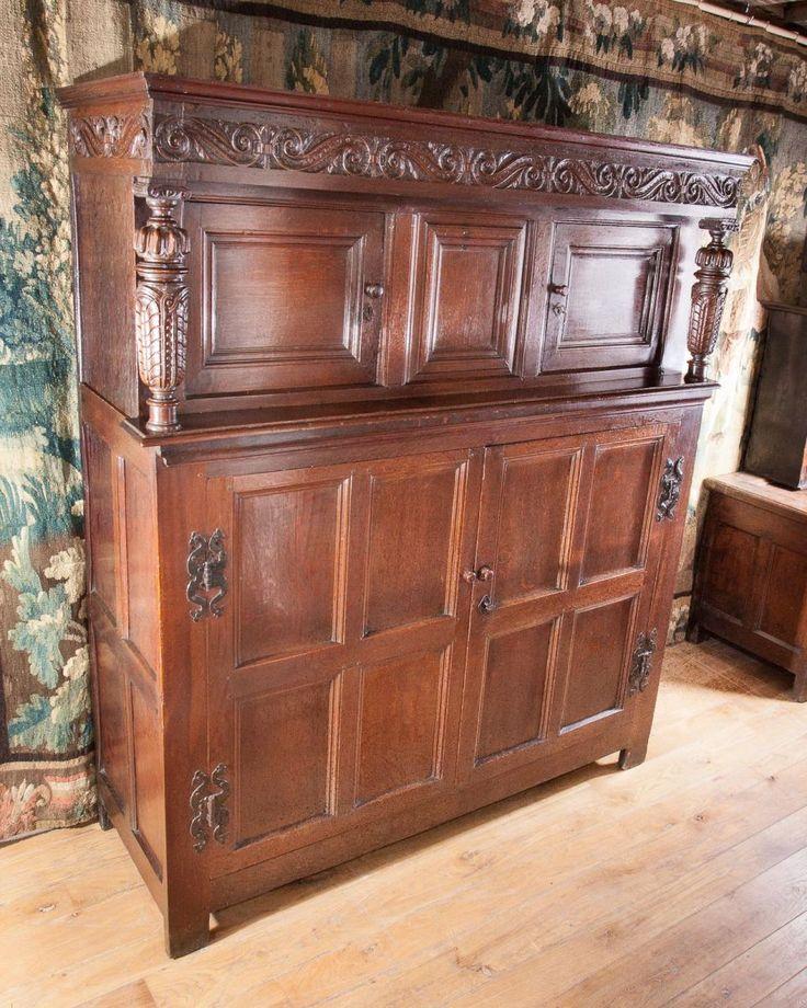 Elizabeth I press cupboard, Marhamchurch antiques - 238 Best Elizabethan Furniture Images On Pinterest Elizabeth I