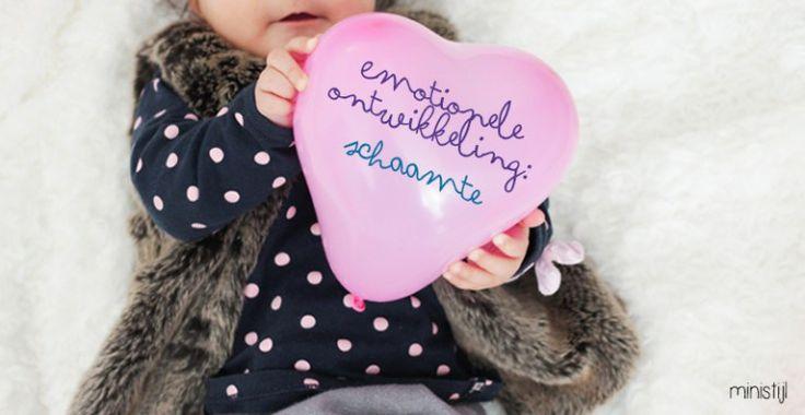 Emotionele ontwikkeling: waarom zou je je kind schaamte willen aanleren? Nou hierom: