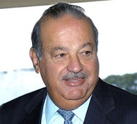 Taipan Meksiko Carlos Slim menjadi orang terkaya di dunia untuk tahun keempat berturut-turut, menurut Forbes, Carlos Slim , seorang pengusaha dan filantropis. Ia adalah pemimpin utama dan CEO perusahaan telekomunikasi Teléfonos de México dan América Movil. Tahun ini adalah tahun ketiganya menjadi orang terkaya di dunia versi Forbes