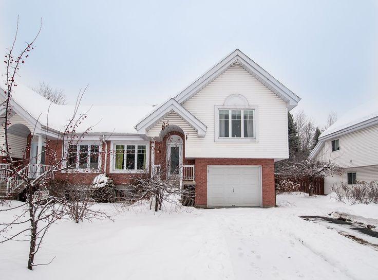 Maison à paliers multiples à vendre 18 Rue Magloire-Granger Saint-Charles-Borromée, Lanaudière