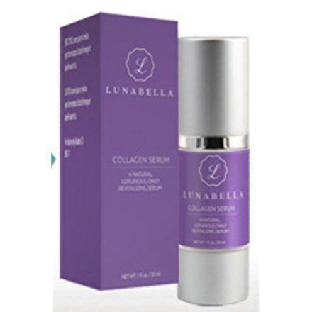 Luna Bella Collagen Serum-Premium Anti-Aging Skincare with Argireline Designed to Reduce Wrinkles, Hyper-pigmentation,… Review