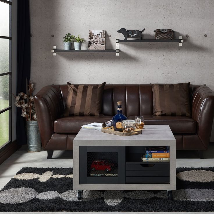 Clayton Coffee Table: 25+ Best Ideas About Industrial Coffee Shop On Pinterest