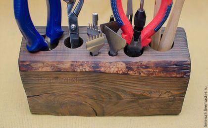 Подставка для инструментов, столовых приборов, карандашница