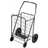 Found it at Wayfair - Extra Large Shopping / Grocery Cart
