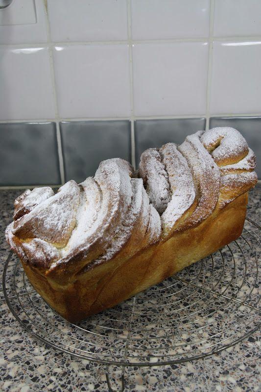 Parmesan et Paprika: Tresse Russe, la belle brioche