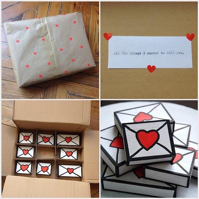Porque los pequeños detalles marcan la diferencia... Prepara tu regalo para SAN valentin de forma especial... Te enseñamos ideas fáciles u divertidas para que quede espectacular.   regalo packaging envase embalaje  www.anper.es/envolver-regalo-san-valentin/
