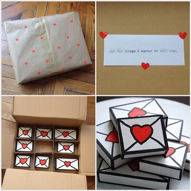 valentine's day diy gifts pinterest