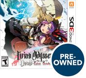 Etrian Odyssey 2 Untold: The Fafnir Knight - PRE-Owned - Nintendo 3DS, Multi, PREOWNED