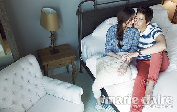 2014.05, Marie Claire, Kim Hyo Jin, Yoo Ji Tae