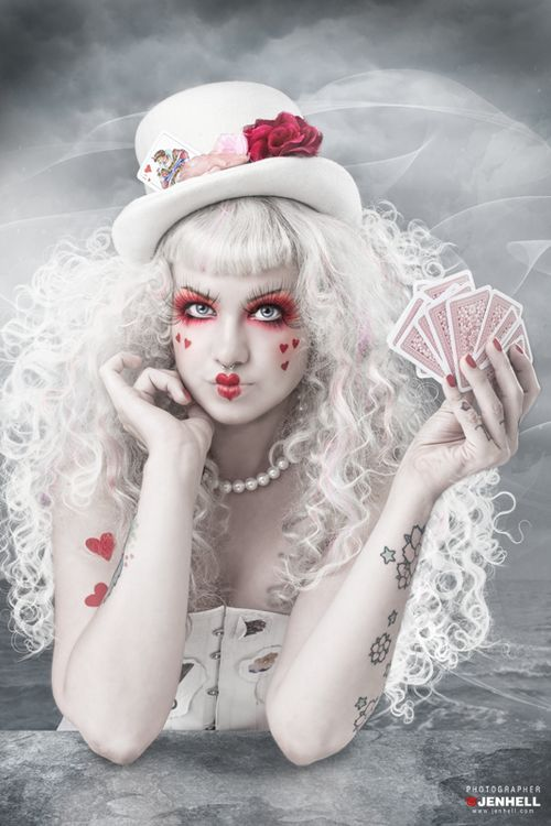 Miss Gambler by JenHell66