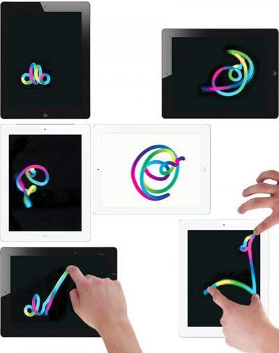Russian telecom #Ollo , Flexible and #interactive #logo by #Bibliotheque #Design #London
