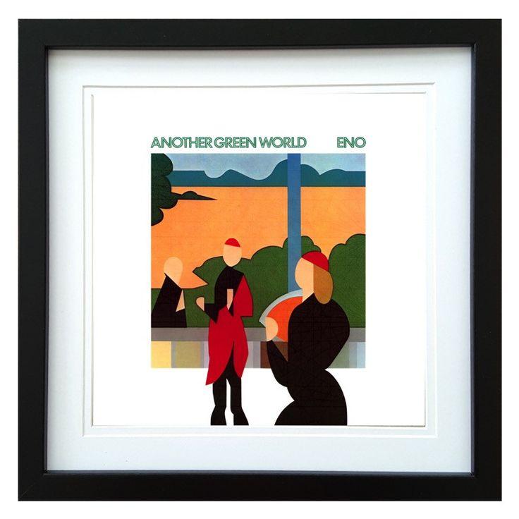 Brian Eno | Another Green World Album | ArtRockStore