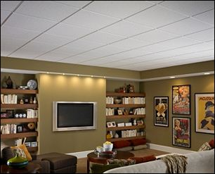 Basement Ceiling | Pages Basement Ceiling Ideas Simplified Basement Ceiling  Options For .