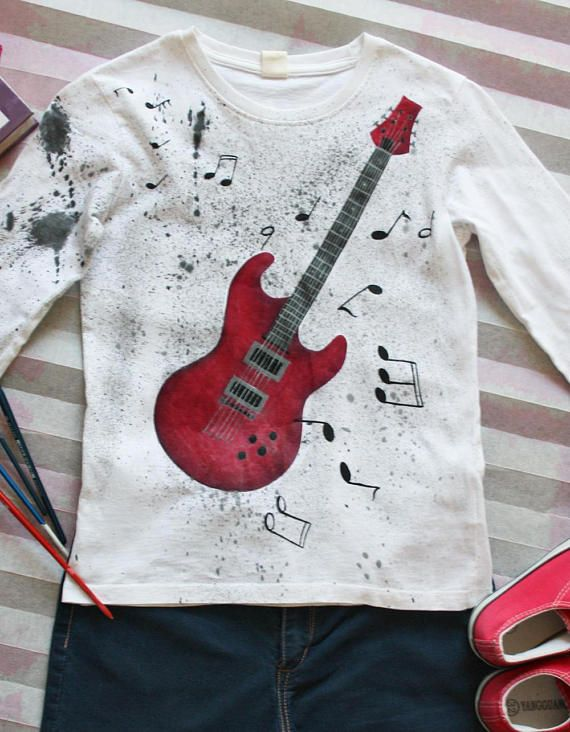 I Have Too Many Guitars Hoodie Strings Instrument Band Funny Birthday Gift Clothes, Shoes & Accessories Clothes, Shoes & Accessories