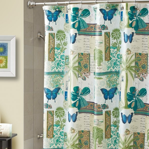 17 Best images about Butterfly shower curtains on Pinterest ...