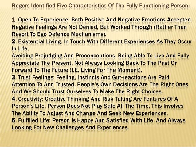 carl rogers self theory of personality development pdf