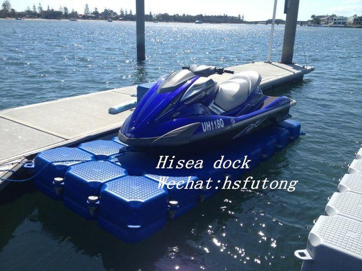 One jet ski dock  , size 1.5m x 4m