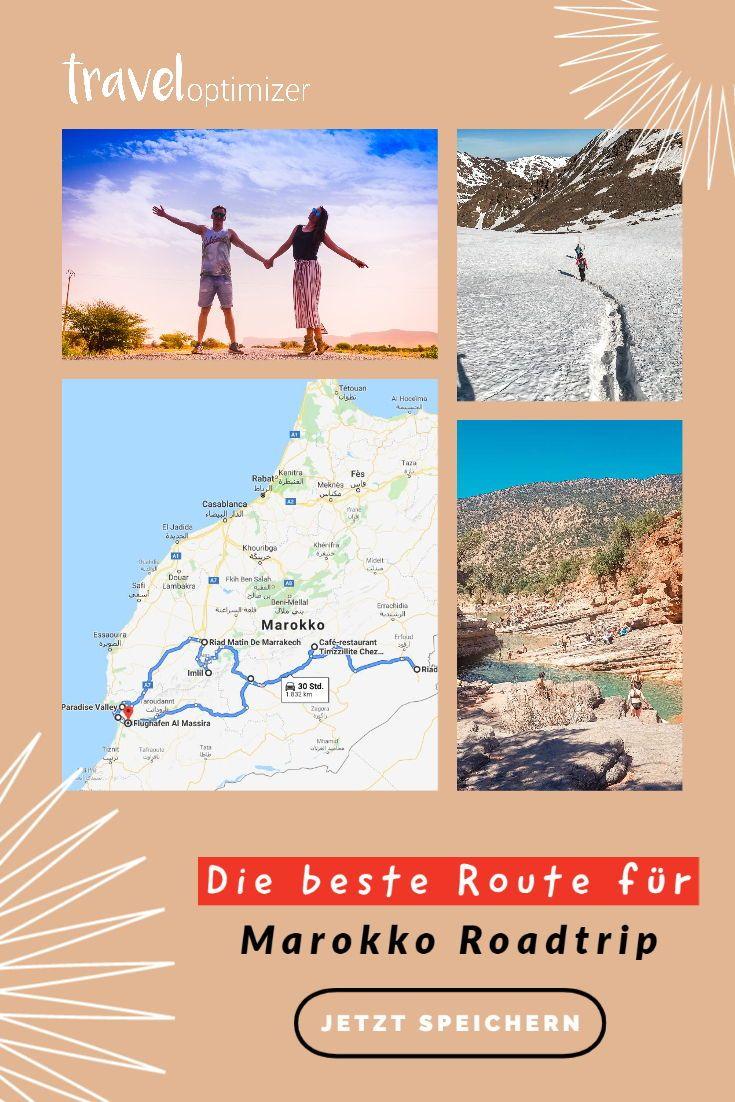 Marokko Roadtrip 2 Wochen Route Reisezeit Reisetipps Kosten Blog In 2020 Marokko Rundreise Marokko Urlaub Reisen