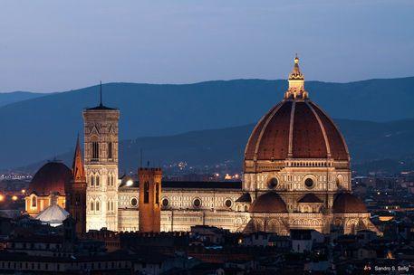 'Kathedrale von Florenz' von Sandro S. Selig