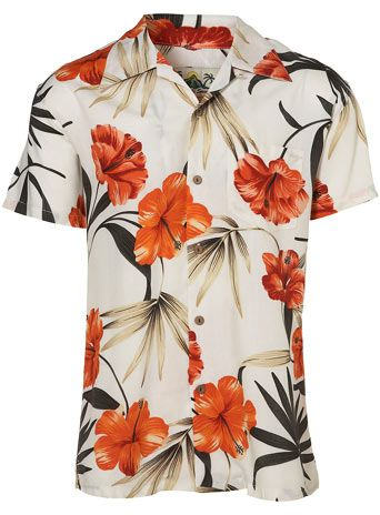 Makahiki Hawaiian short sleeve Shirt - Casual Shirts - Men's Shirts  - Clothing