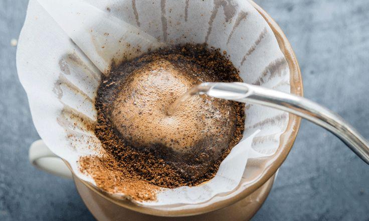 9 fantastische dingen die je kunt doen met een koffiefilter