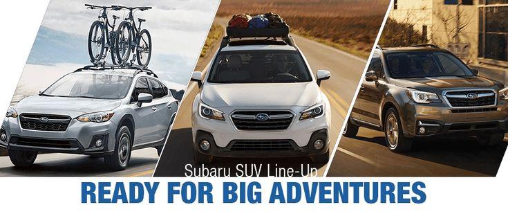 Subaru Outback 2018 Vs Subaru Forester Subaru Outback Subaru Suv