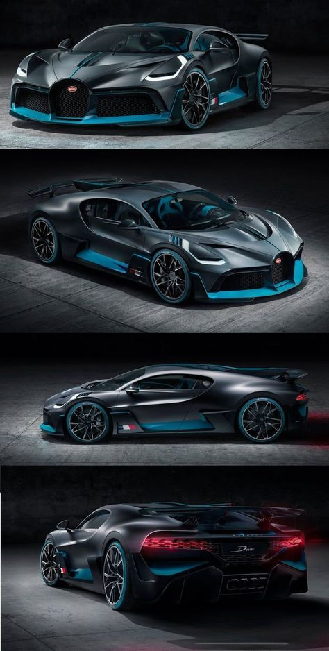 The all new Bugatti Divo was announced today. The fastest cars in the world. Spo… #Cars