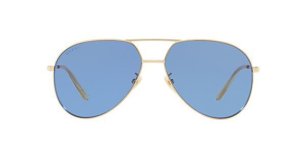 df192fbdd58 Shop Gucci GG0356S 61 Sunglasses at the Official Sunglass Hut Online Store.  Free Shipping and Returns on all orders!