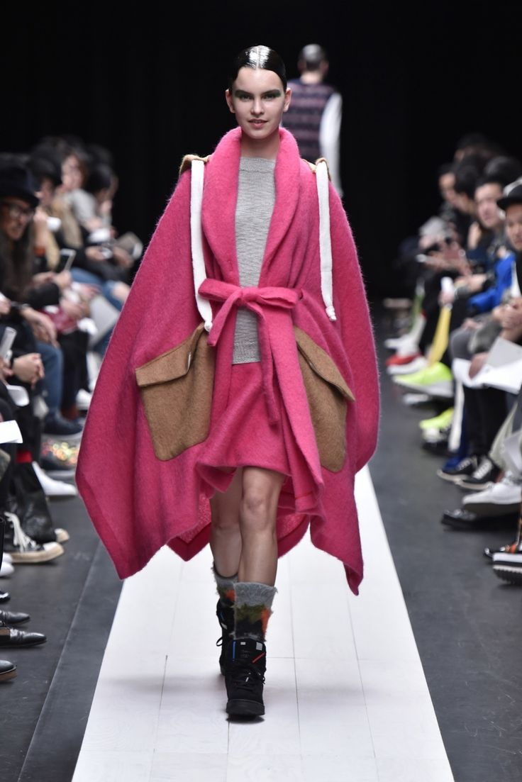 Facetasm Tokyo Fall 2015 - Collection - Gallery - Style.com
