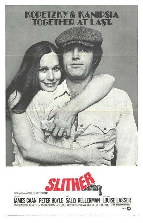 Slither 1973 - James Caan, Sally Kellerman, Peter Boyle, Louise Lasser