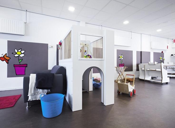 interieur kinderdagverblijf
