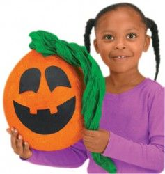 Make big Pumpkins ready in time for Halloween