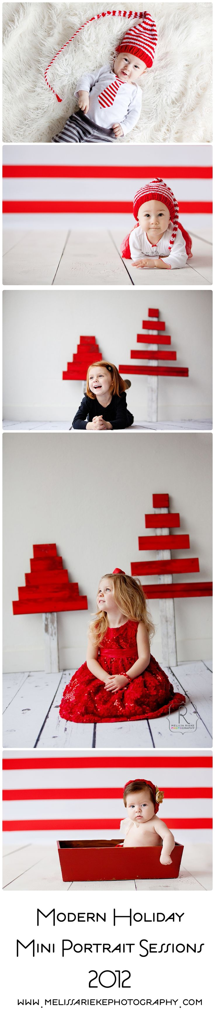 Melissa Rieke Photography | Modern Holiday Mini Sessions | www.melissariekephotography.com | #holiday #kansascity #minisessions #christmas #photography