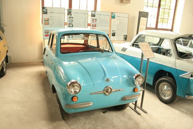 Polish car from 50's