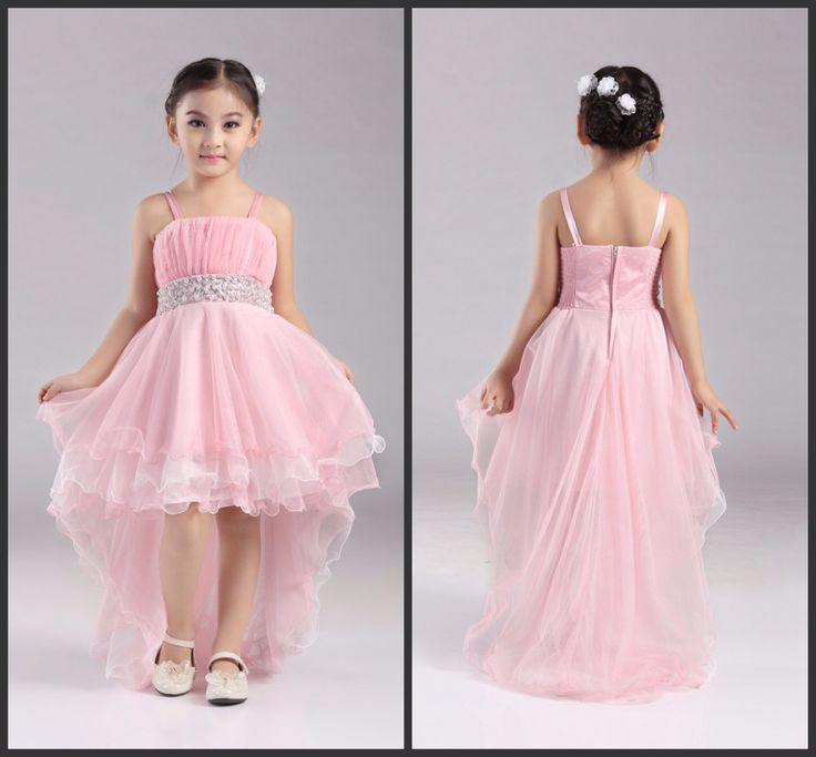 33 best vestidos de niñas images on Pinterest | Flower girls, Baby ...