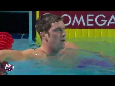 2015 Mutual Of Omaha Duel In The Pool   200M Freestyle   Men
