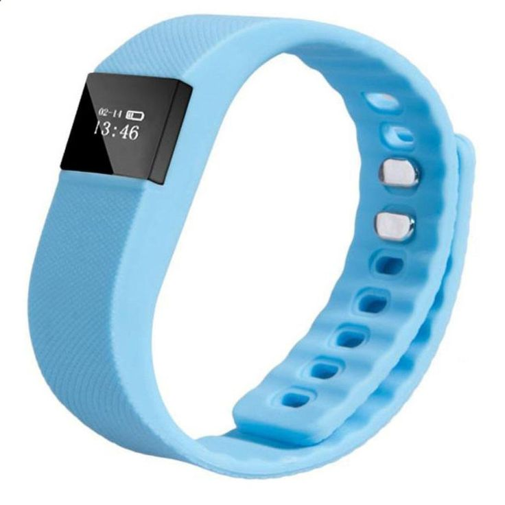 Activity Bracelets Fitness - Inkach Smart Watch Sports Smart Bluetooth Watch Smart Wrist Band Sleep Sports Fitness Activity Tracker Pedometer Bracelet Watch (Light Blue). Compatible with android to IOS system. Reminder / Call reminder / Message reminder (IOS System unavailable ) Tracker steps / Distance measurement / Calorie consumption management / Sleep cycle / Time display. Power consumption: normal use for a week, standby for three months. Memory: 64 KB RAM   64 KB ROM. App to reco...