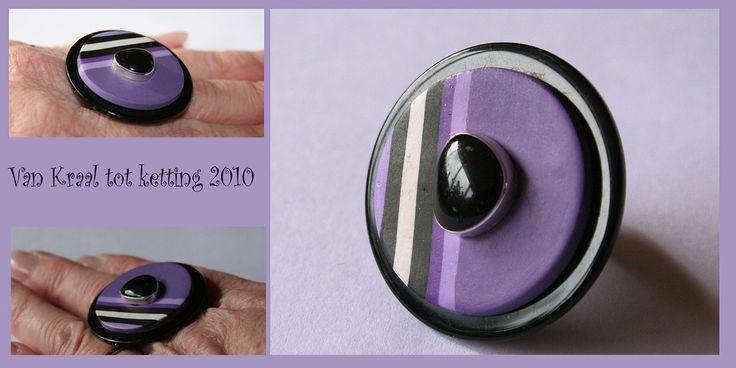 Purple ringding | por M-ART / Marjon
