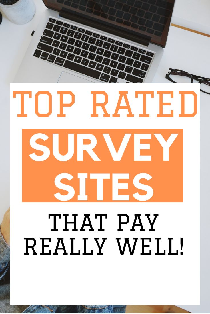 The 5 BEST Survey Sites Worth Your Time