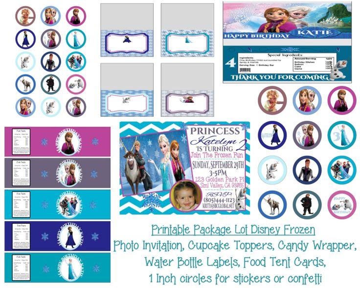 Printable Frozen Invitations Uk
