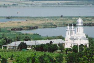 Dobrogea - Monastery Saon-7