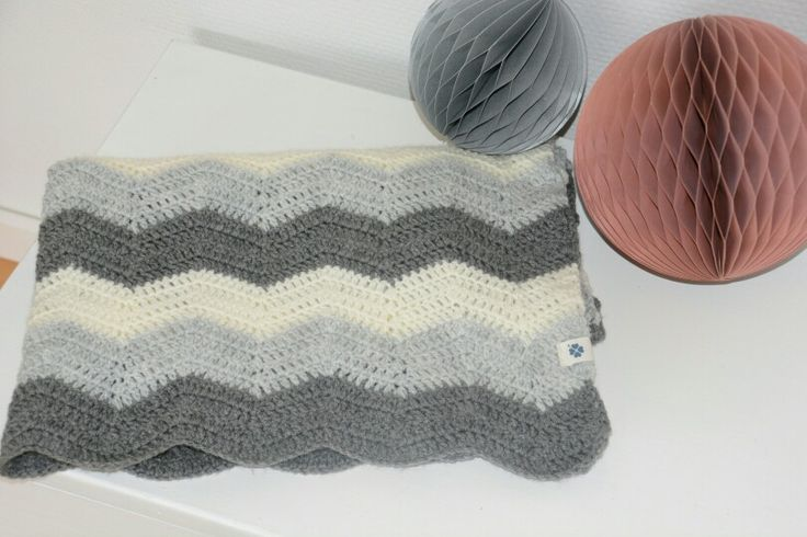 Blanket for baby Vera