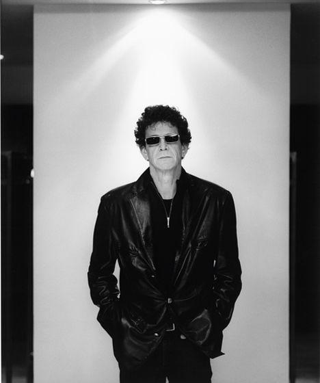 Lou Reed by Tono Stano